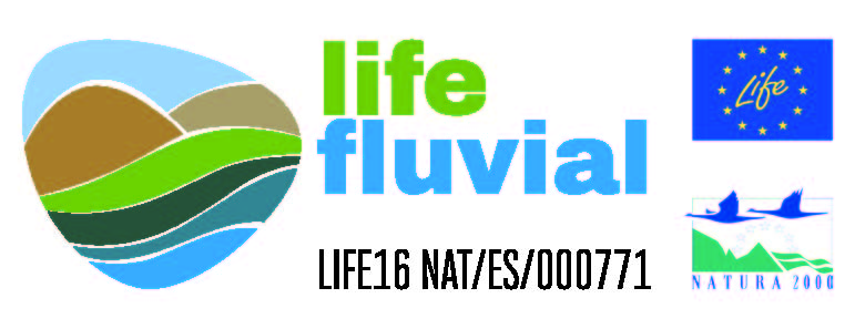 Logo do Life Fluvial